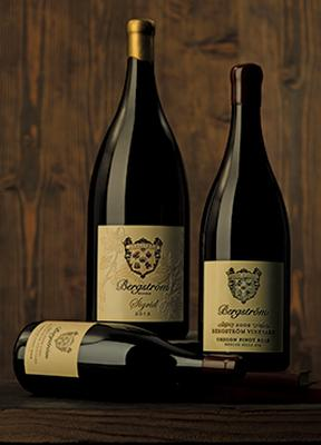 Do Not Use** Holiday Special- 2009, 2010, 2012 Bergstrom Vineyard 1.5L Trio Pack