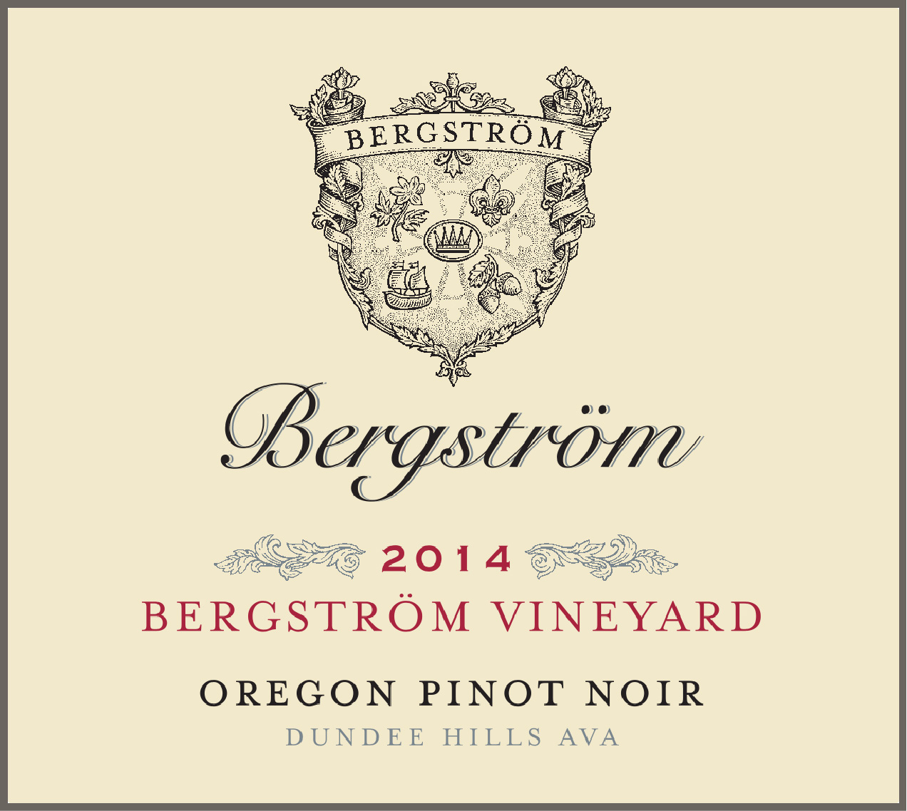 Product Image for 2014 Bergstrom Vineyard Pinot Noir