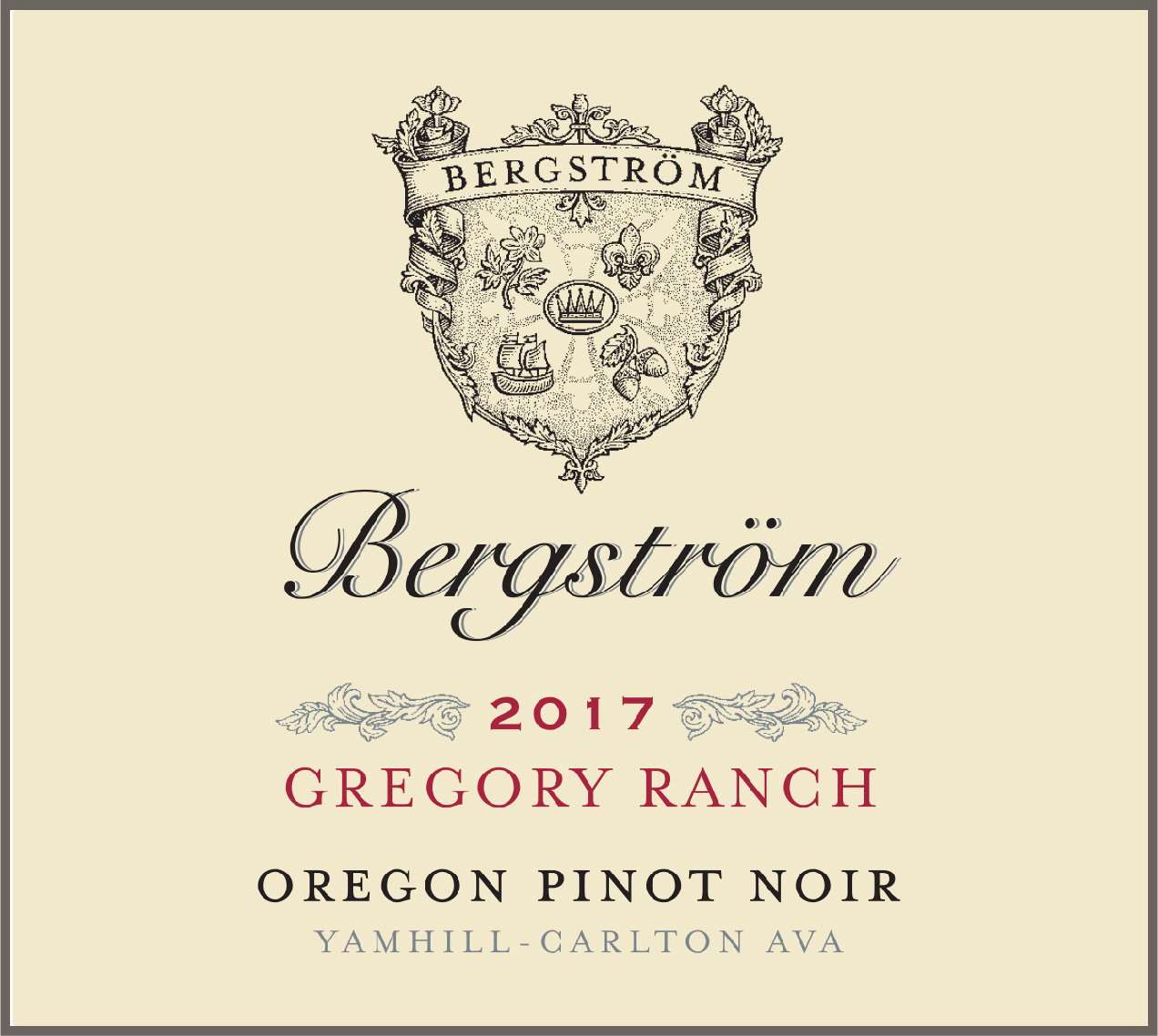 Product Image for 2017 Gregory Ranch Pinot Noir