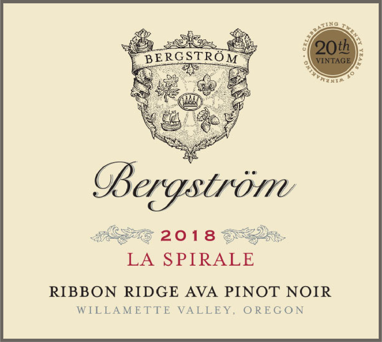 Product Image for 2018 La Spirale Pinot Noir