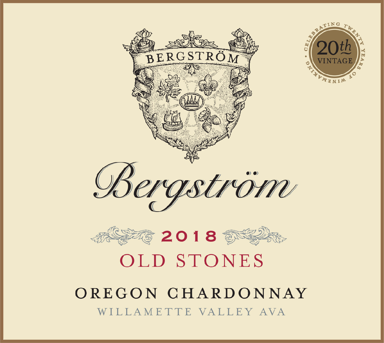 Product Image for 2018 Old Stones Chardonnay