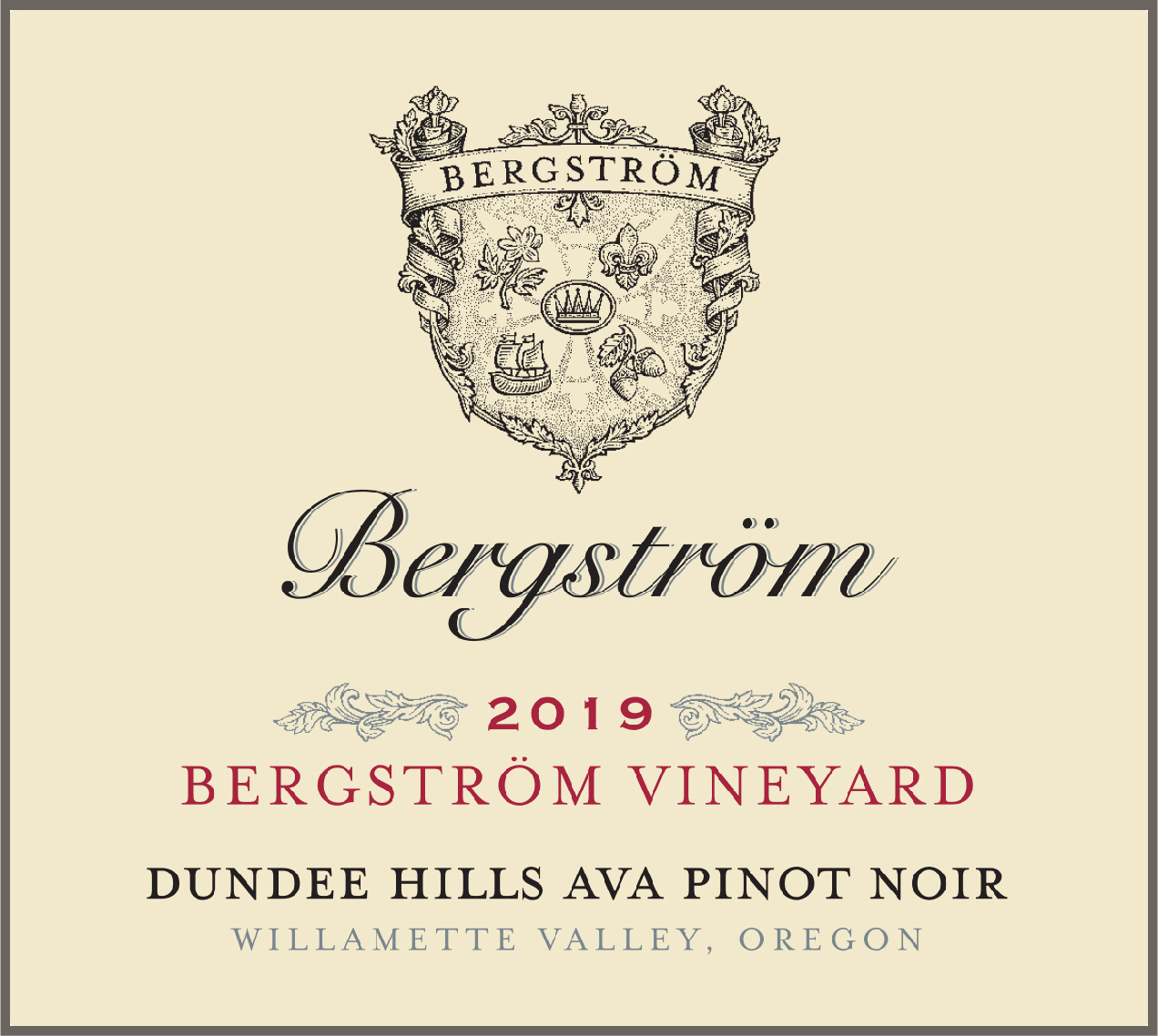 Product Image for 2019 Bergström Vyd Pinot
